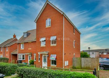 4 bed semi-detached house for sale in Hakewill Way, Colchester CO4