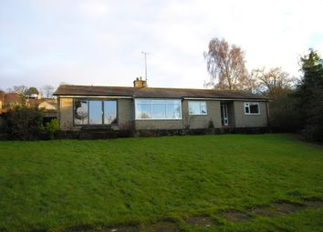 Thumbnail 4 bed detached bungalow to rent in Thropton, Morpeth
