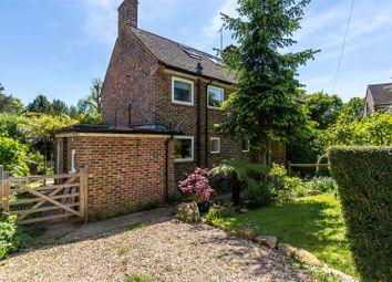 Thumbnail 4 bed semi-detached house for sale in Deanery Road, Crockham Hill, Edenbridge