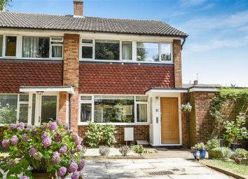 Thumbnail 3 bed end terrace house for sale in Kingfisher Drive, Richmond, Surrey