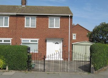 Thumbnail 2 bedroom semi-detached house for sale in Fabian Road, Eston, Middlesbrough
