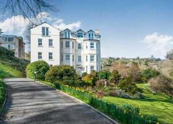 Thumbnail 2 bed flat for sale in 7 The Glen, Beer Hill, Seaton, Devon
