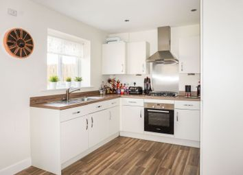 Thumbnail 3 bed terraced house for sale in Hesley Road, Harworth, Doncaster