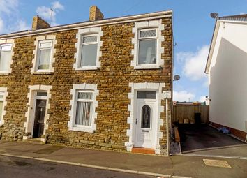Thumbnail 3 bedroom end terrace house for sale in Ynysymaerdy Road, Briton Ferry, Neath, Neath Port Talbot.