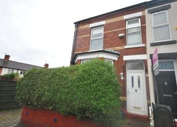 Thumbnail 3 bed end terrace house for sale in Crawford Street, Monton