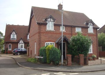 Thumbnail 2 bed semi-detached house to rent in Royal Oak Court, Heckington