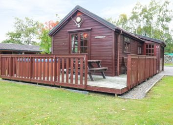 Thumbnail 2 bed mobile/park home for sale in Invernahavon Holiday Park, Newtonmore
