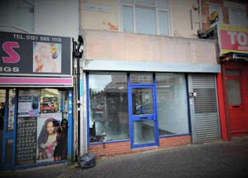 Thumbnail Commercial property for sale in Cape Hill, Smethwick