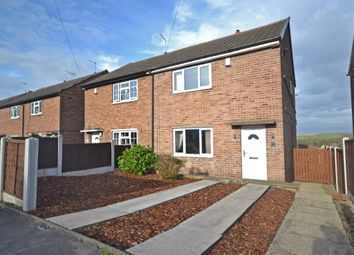 Thumbnail 2 bed semi-detached house for sale in Warmfield View, Wakefield