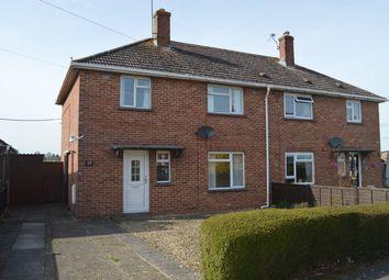 Thumbnail 3 bedroom semi-detached house for sale in Stoneylawn, Marnhull, Sturminster Newton, Dorset