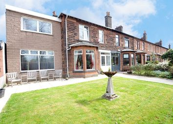 Thumbnail 5 bed end terrace house for sale in Victoria Park Drive North, Glasgow