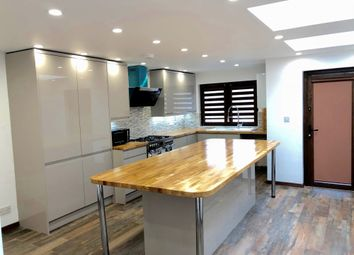 Thumbnail 5 bed terraced house to rent in Leonard Road, London