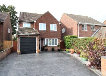 Thumbnail 4 bed detached house for sale in Tillingbourn, Fareham