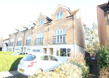 Thumbnail 3 bedroom end terrace house for sale in St. Katherines Mews, Hampton Hargate, Peterborough