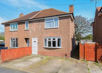 Thumbnail 2 bed semi-detached house for sale in Testwood Crescent, Totton, Southampton