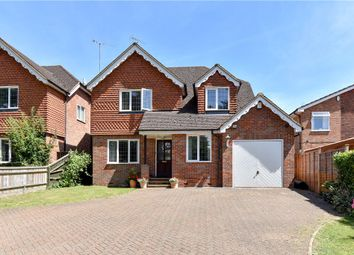 Thumbnail 4 bedroom detached house for sale in Amersham Road, Chalfont St. Peter, Gerrards Cross