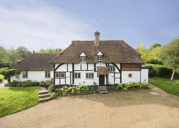 Thumbnail 4 bed detached house to rent in Logmore Lane, Dorking