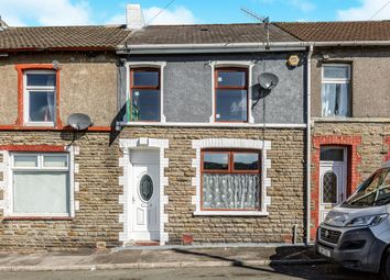 Thumbnail 3 bed property to rent in Brynglas Terrace, Caerau, Maesteg