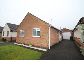 Thumbnail 2 bed detached bungalow for sale in Woodbank, Burbage, Hinckley