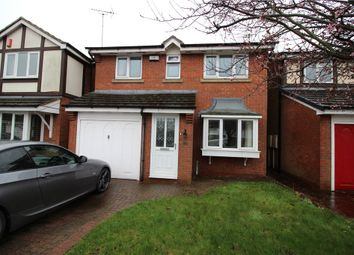 Thumbnail 3 bed detached house for sale in Nairn Close, Stenson Fields, Derby