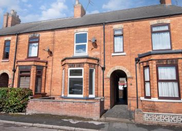 Thumbnail 3 bed terraced house for sale in Station Terrace, George Street, Retford