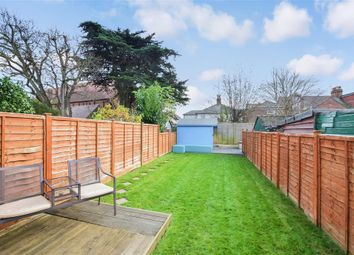 Thumbnail 2 bed terraced house for sale in Cambrai Avenue, Chichester, West Sussex