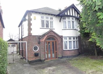 Thumbnail 3 bed detached house to rent in Derby Road, Beeston, Nottingham
