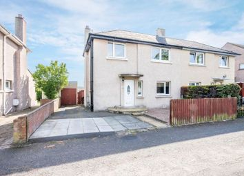 Thumbnail 3 bed semi-detached house for sale in Hilton Road, Rosyth, Dunfermline