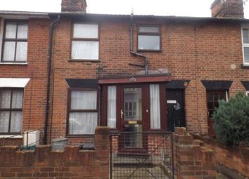 Thumbnail 2 bed terraced house for sale in Hythe Hill, Colchester