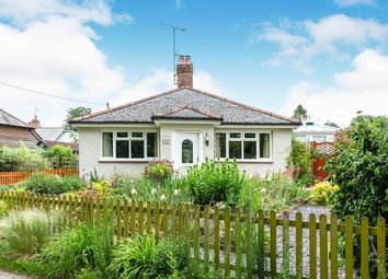 Thumbnail 3 bedroom bungalow for sale in Copse Road, Overton, Basingstoke, Hampshire