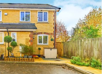 Thumbnail 3 bed semi-detached house for sale in Gwynne Road, Caterham