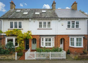 Thumbnail 3 bed terraced house for sale in Ebury Road, Rickmansworth