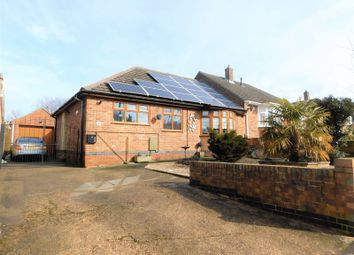 Thumbnail 4 bed bungalow for sale in Bedale Close, Coalville