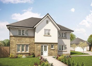 "Thumbnail 4 bed detached house for sale in ""The Elliot"" at Woodilee Road, Lenzie, Kirkintilloch, Glasgow"