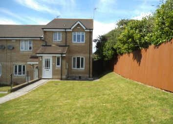 Thumbnail 3 bed semi-detached house to rent in Mackworth Street, Bridgend