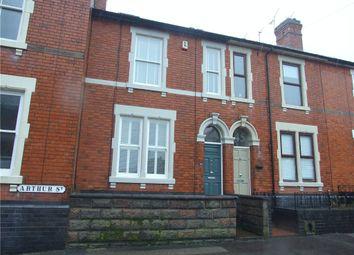 4 bed terraced house for sale in Arthur Street, Derby DE1