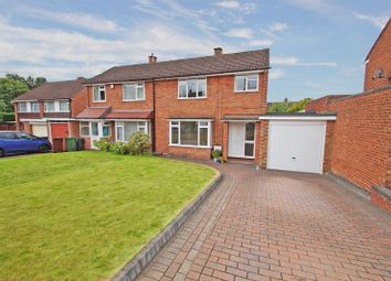 Thumbnail 3 bed semi-detached house for sale in Hopgardens Avenue, Bromsgrove