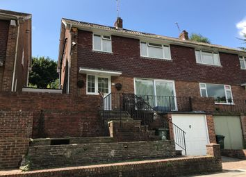 Thumbnail 5 bed semi-detached house for sale in Willingdon Road, Brighton