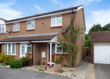 Thumbnail 2 bed end terrace house for sale in Oakwood Close, Midhurst