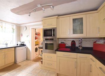 Thumbnail 3 bed detached house for sale in Albany Road, Chatham, Kent