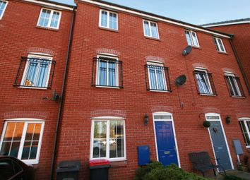 Thumbnail 4 bed town house for sale in Merevale Road, Atherstone, Warwickshire