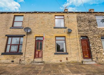 Thumbnail 2 bedroom terraced house for sale in St Pauls Road, King Cross, Halifax