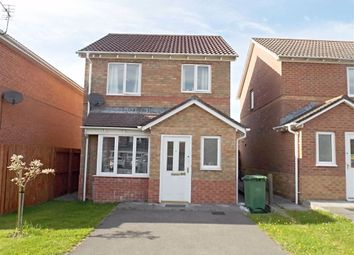 Thumbnail Detached house to rent in Colliers Avenue, Llanharan, Pontyclun
