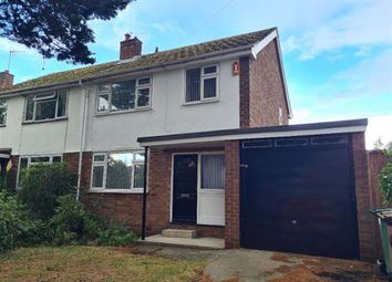 Thumbnail 3 bed semi-detached house to rent in Devonshire Place, Prenton, Wirral