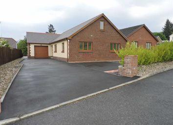 Thumbnail 4 bed detached bungalow for sale in Parc Derwen, Garnswllt, Ammanford