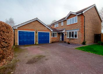 Thumbnail 4 bed detached house for sale in Winton Chase, Andover