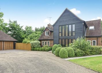 Thumbnail 5 bed detached house for sale in Blackwater, Camberley, Waters Edge