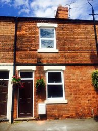 Thumbnail 2 bedroom terraced house to rent in Barnsley Terrace, Nottingham