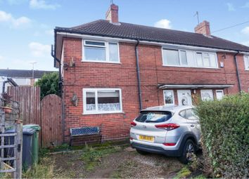 Thumbnail 2 bed semi-detached house for sale in Broadlea Avenue, Leeds