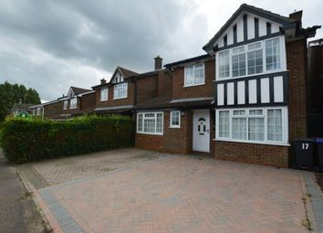 4 bed detached house for sale in Green Finch Drive, Northampton, Nothamptonshire NN3